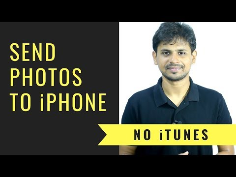 How To Transfer Photos from PC to iPhone without iTunes?
