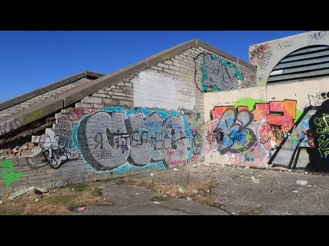 Urban Exploring in Tallinn: Abandoned Olympics Venue - Estonia 2018