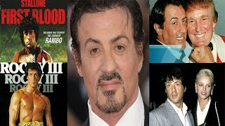 Sylvester Stallone Lifestyle, Age, Girlfriend | Biography