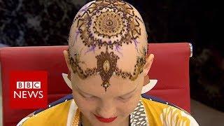 Henna crowns: