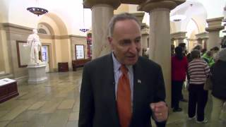 Insider Tour of the Capitol with Sen. Schumer