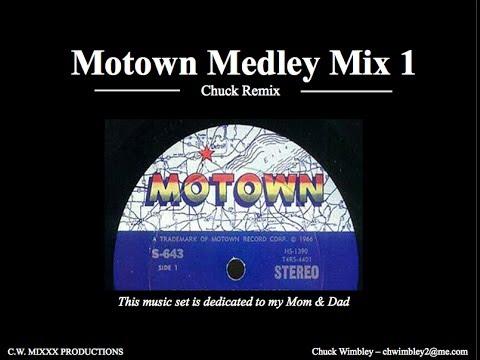 Motown Megamix - AWESOME!!!!