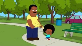 The Cleveland Show - S1E2 - Da Doggone Daddy-Daughter Dinner Dance - Part 2/3
