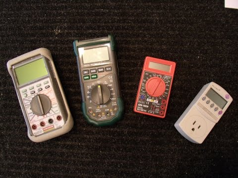 True RMS Multimeters - How They Work and Why You Need One