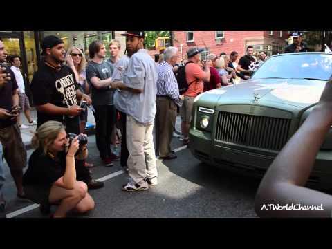Rolls-Royce FERRARI WANNABE! $$ RICH H*E WANNABE!