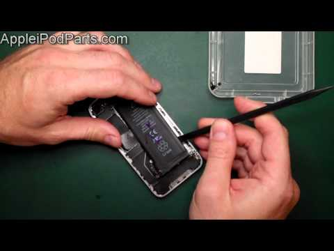 iPhone 4 Battery Replacement Repair Guide - www.AppleiPodParts.com