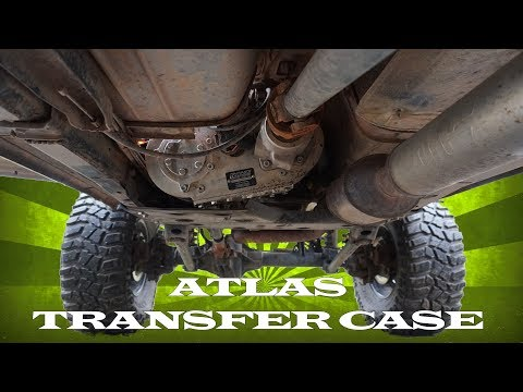 How to Change Oil - ATLAS TRANSFER CASE - Quick and Easy