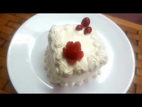 Bread cake in tamil | NO OVEN CAKE| | cake recipe using bread slice | பிரட்  கேக்