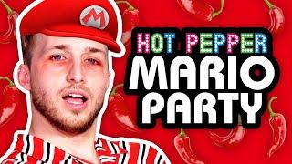 GHOST PEPPER MARIO PARTY!   Super Mario Party