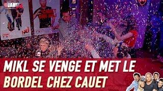Mikl Se Venge Et Met Le Bordel Chez Cauet - C'cauet Sur Nrj