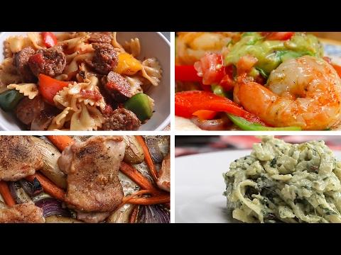5 Easy Weeknight Dinners