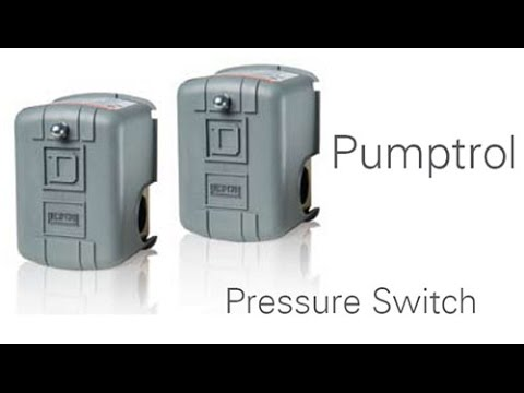 Tutorial – Pumptrol – Install your Pumptrol Pressure Switch