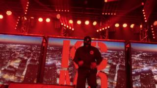 1 - Stamina, Einstein Tech N9ne, Godspeed & Riotmaker - Tech N9ne (Live in Raleigh, NC - 05/08/17)