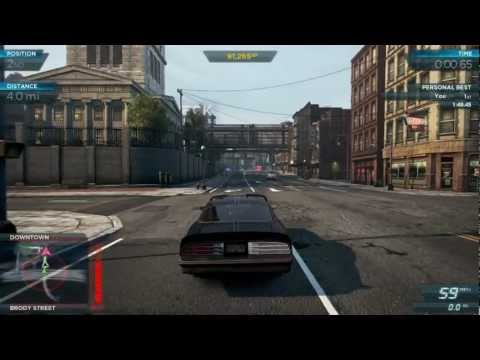 NFS Most Wanted 2012: All Movie Legends Pack DLC Cars (Stock) vs. Most Wanted 1967 Shelby GT500