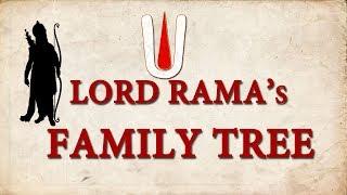 Lord Rama's Family Tree | Genealogy of Surya Vansh | Ramayana