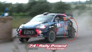 WRC Rally Poland 2017 fast&furious,flat out,mud&show
