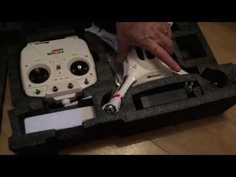 Quanum Nova Pro AKA Cheerson CX20 Unboxing and Review