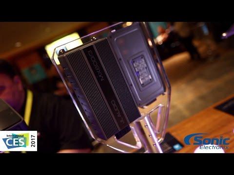 JL Audio MX600/3 Waterproof Amplifier   CES 2017