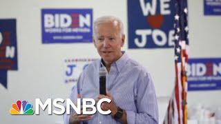 New Poll Shows Biden And Warren In Statistical Tie | Hardball | MSNBC