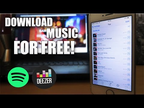 Listen / Download MUSIC FOR FREE - iPhone ( iOS 9 /10 / 11 ) 2018