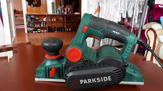 Parkside Cordless Drill Pabs 20 Li C3 Unboxing Video