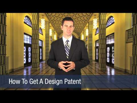 How To Get A Design Patent