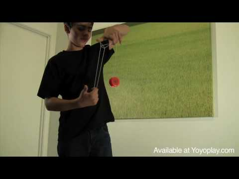 Duncan Mosquito Butterfly Yoyo Demo, with yoyoing