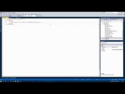 03. WCF Service Client Console Application