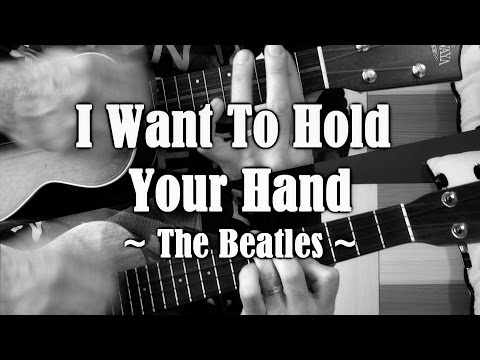 I Want To Hold Your Hand - The Beatles (Ukulele Cover)