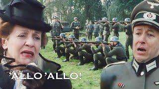 René is Shot! | Allo' Allo'! | BBC Comedy Greats