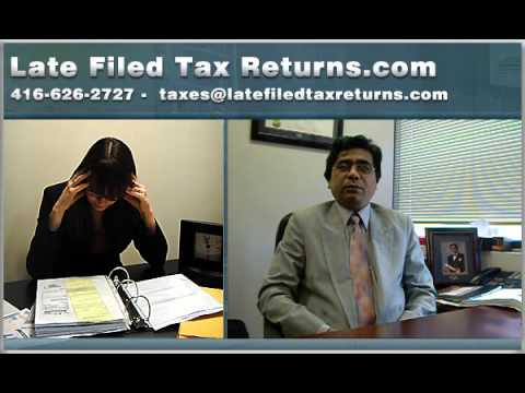 Late Filed Tax Returns.com | Late filing penalty in Toronto, Canada