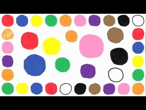 Colors Song for Kids - I See Colors Everywhere Songs - ELF Kids Videos