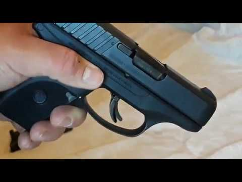 Ruger EC9S After A 1000 Rounds
