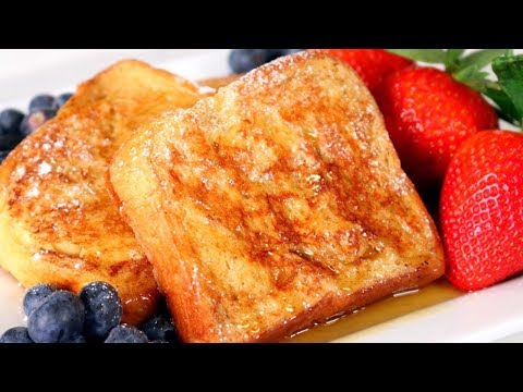 How to Make French Toast | Quick and Simple French Toast Recipe | Homemade French Toast Recipe