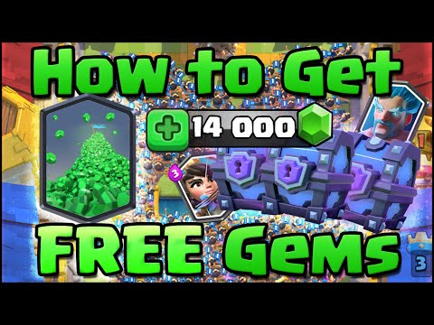 How to Get Free Gems & Legendary Cards in Clash Royale