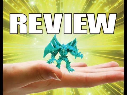Yu-Gi-Oh! Obelisk The Tormentor Mini Figure Review