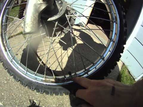steel wool to clean rusty chrome  rims