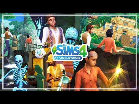 The Sims 4 - Jungle Adventure Game Pack | Thoughts & Reaction