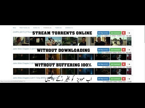 Stream Torrents Online Without Downloading Watch Movies Without Buffering 100%
