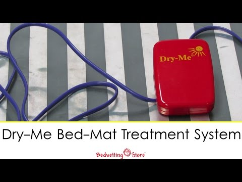 Bedwetting Store - Dry-Me Bed-Mat Treatment System