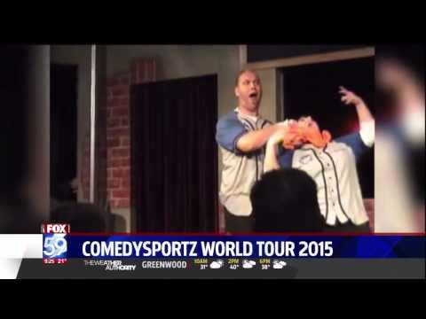 Comedysportz World Tour!  Jan 31, 2015