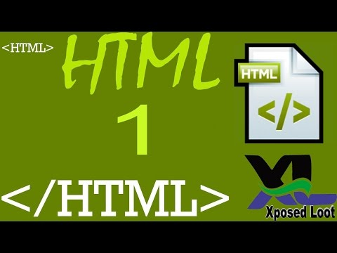 HTML tutorial for beginners Part 1 full guide in hindi