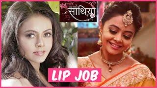 Gopi Bahu Got A LIP JOB Done? | Saath Nibhana Saathiya | TellyMasala