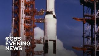 Download Inside CBS News' coverage of the historic Apollo 11 launch Video