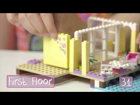 LEGO® Building with Friends -