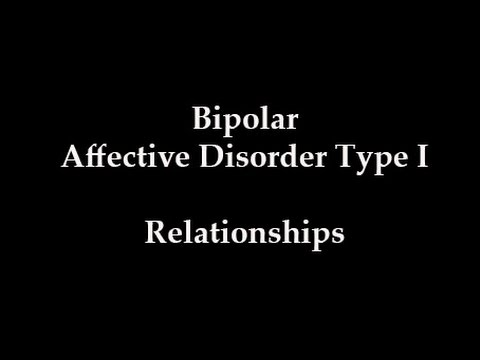 Bipolar Disorder and Relationships