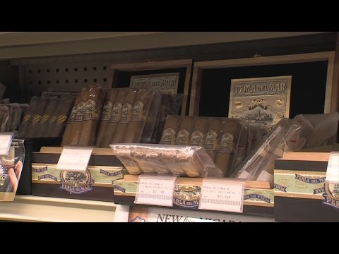 Cuban cigars: coming to a store near you?