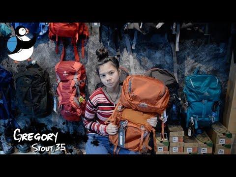 80. รีวิวเป้ Backpack Gregory Stout 35 V2