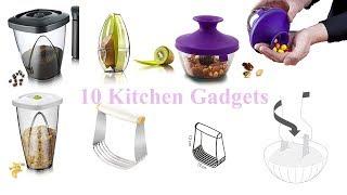 10 Best Amazing New Kitchen Gadgets 2019 || Kitchen Gadgets 2019