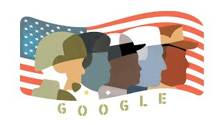 Behind the Doodle: Veterans Day 2018 #VeteransVoices